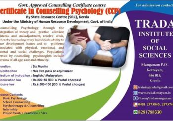 Govt. Approved Counselling Certificate Course