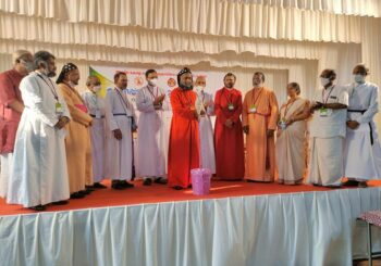 All Kerala Joint Christian Temperance movement Bishop's conference, Annual day & Award distribution programme at Bishop Jacob memorial hall Kottayam on 25-02-2021.